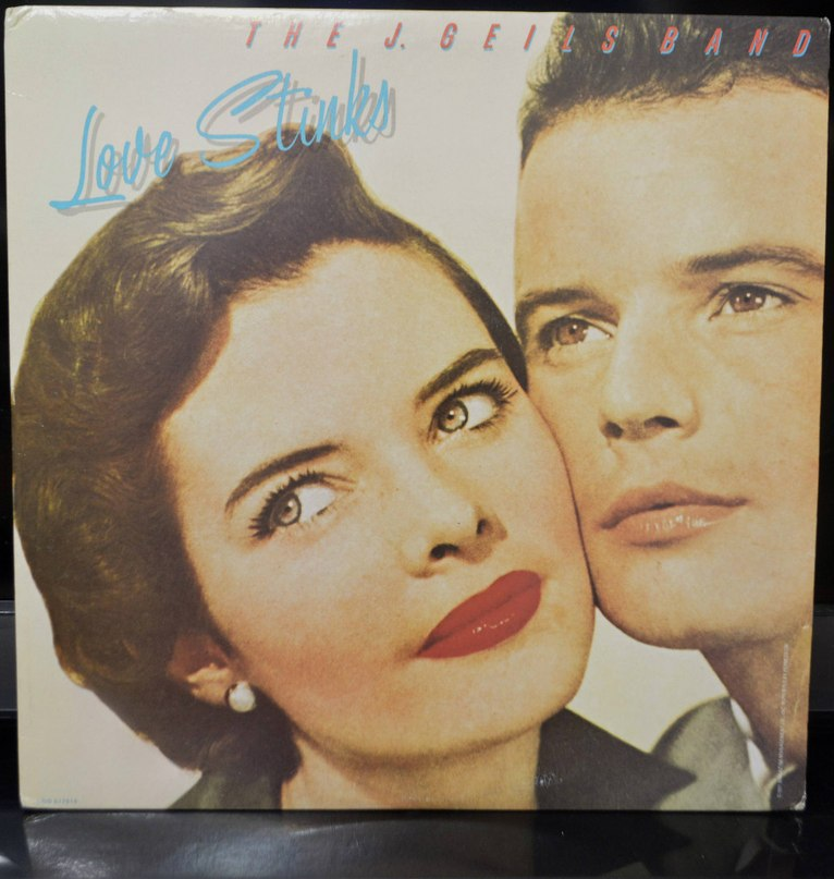 Love Stinks The J. Geils Band