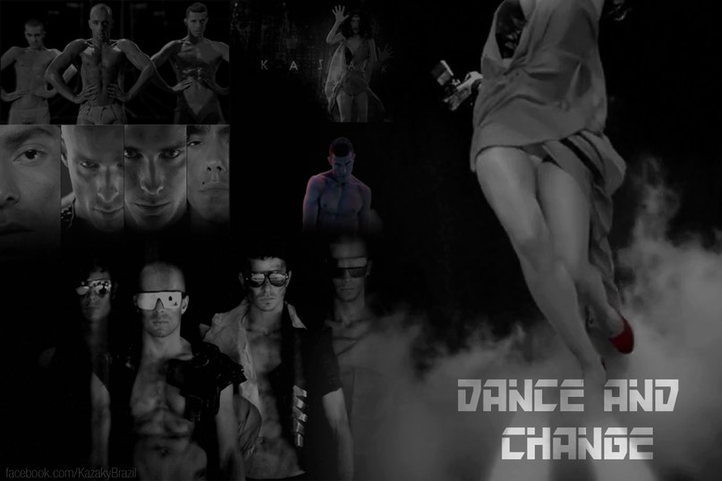 Dance And Change Kazaky