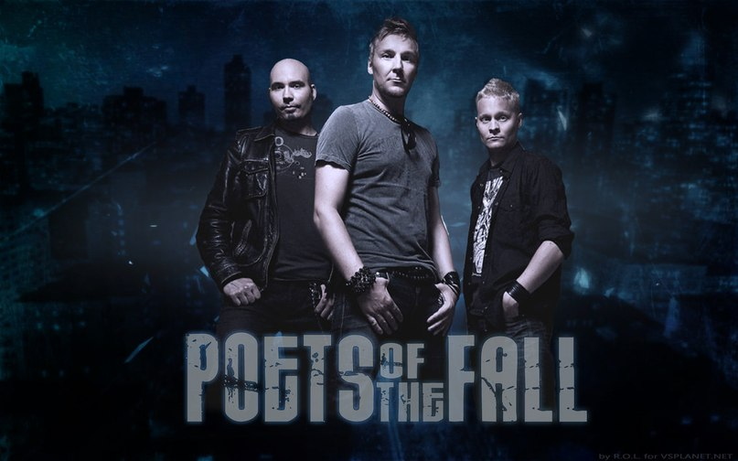 Late Goodbye Poets of the Fall
