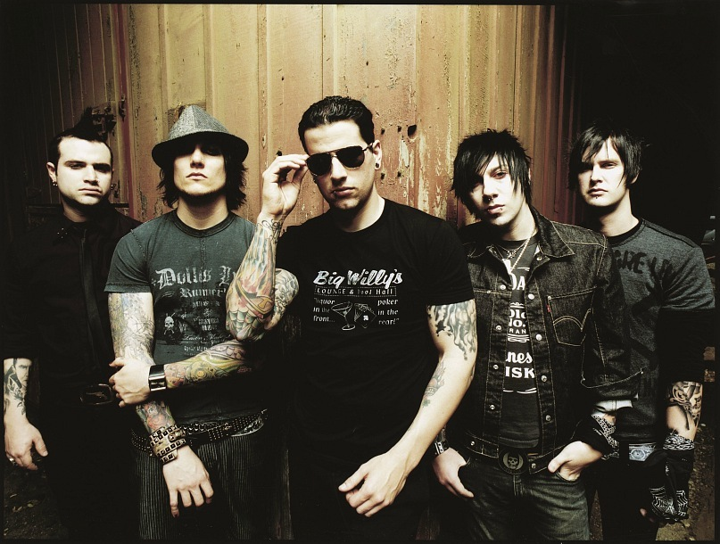 M.I.A. Avenged Sevenfold