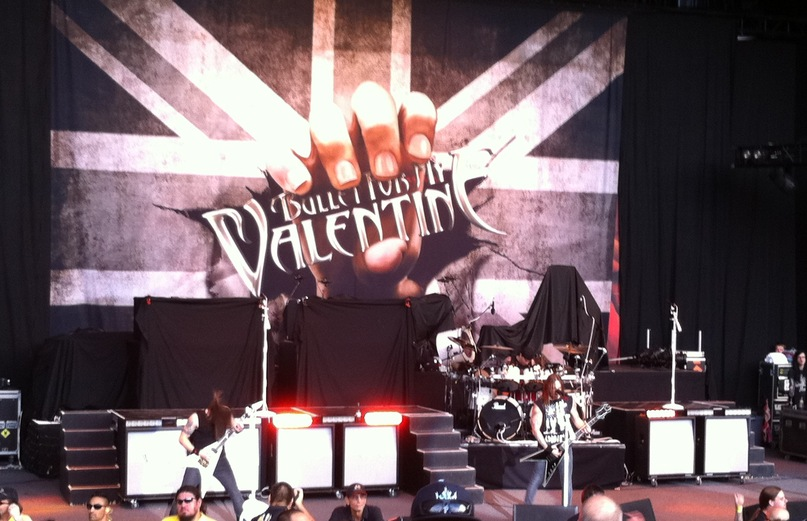 Pleasure And Pain Bullet For My Valentine