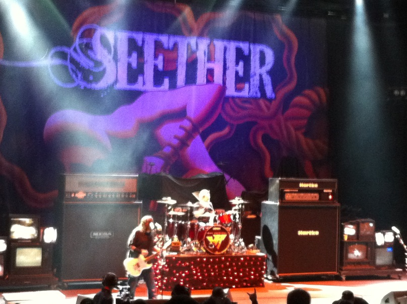 The Gift Seether