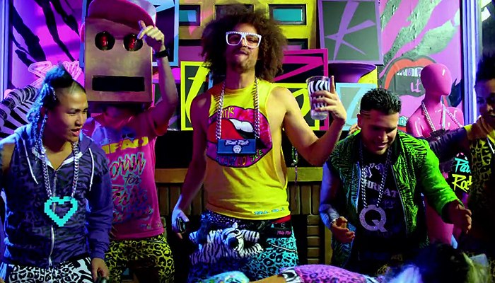 Sorry For Party Rocking (2012) LMFAO