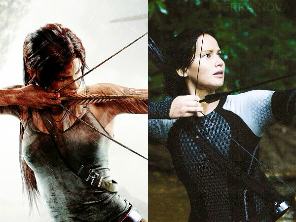 Three (OST The Hunger Games Original) Kitniss Everdeen