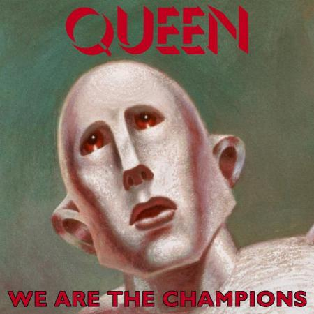 Queen - We Are The Champions ГИМН НАШЕЙ ГРУППЫ