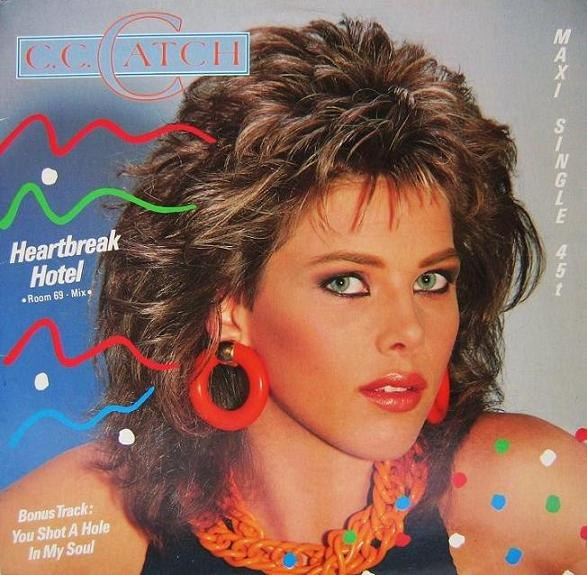 You Shot A Hole In My Soul C.C.Catch(Catch the Catch,1986)