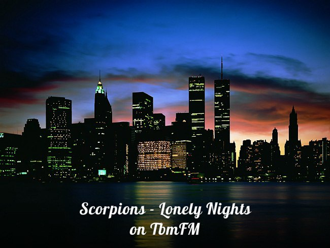 Lonely Nights Scorpions