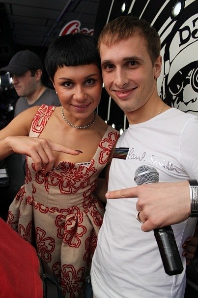 DRINK PLAY DANCE REPEAT DJ NATASHA ROSTOVA & DJ KOLESKY