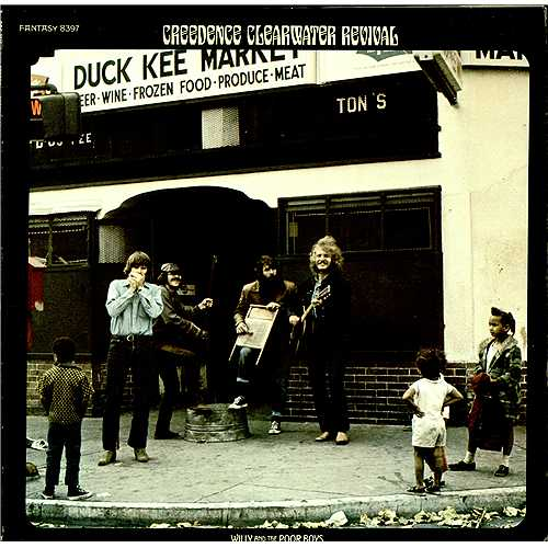 Have You Ever Seen The Rain (instrumental) Creedence Clearwater Revival