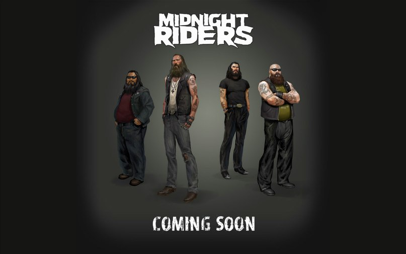 One Bad Man (Left 4 Dead 2) Midnight Riders