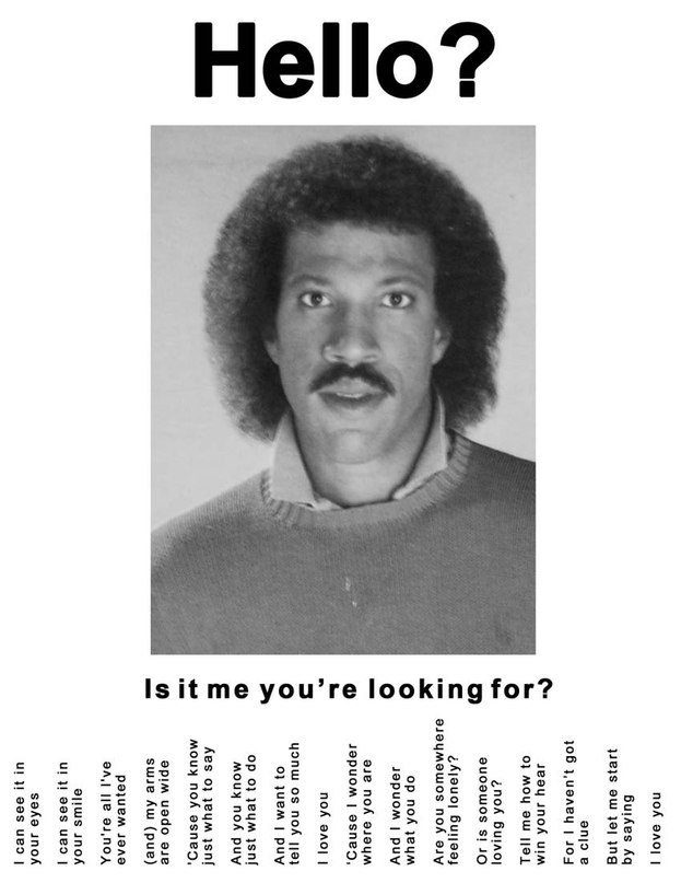 Hello (Original) Lionel Richie