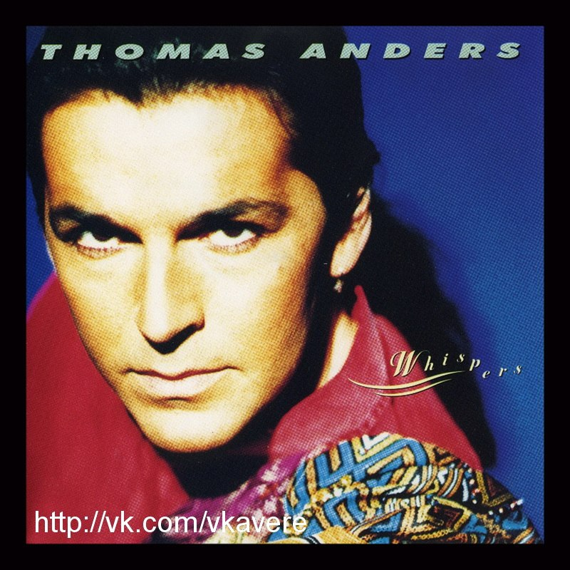 Why Do You Cry (ringtone) Thomas Anders