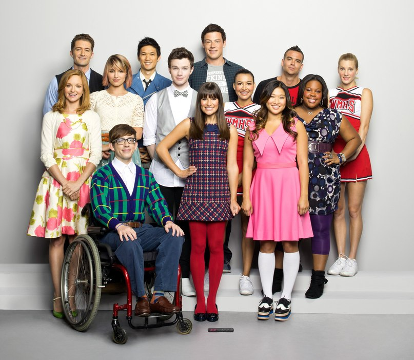 3 (One, Two, Three) (Britney Spears cover) Glee Cast