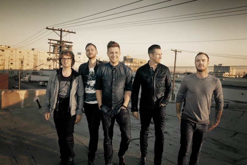 Marchin On OneRepublic