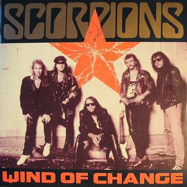 Wind of Change Scorpions