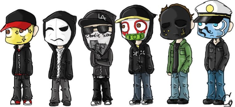 Everywhere I Go Hollywood Undead