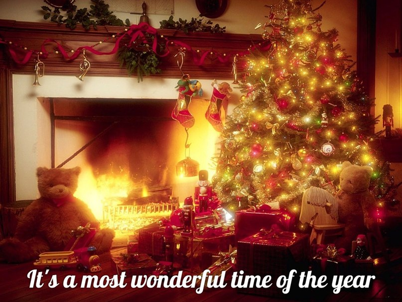 It's a most wonderful time of the year Andy Williams