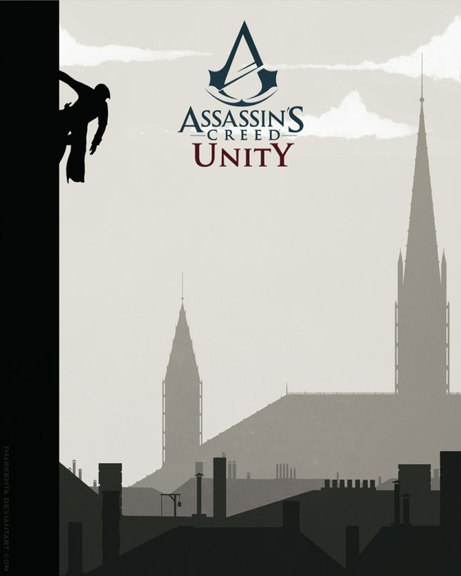 Assassin's Creed- Unity Музыка из трейлера