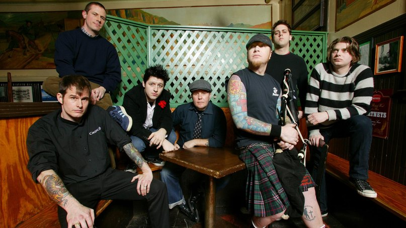 The Green Fields of France (No Man's Land) Dropkick Murphys