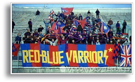 Red-Blue Warriors! CSKA Moscow