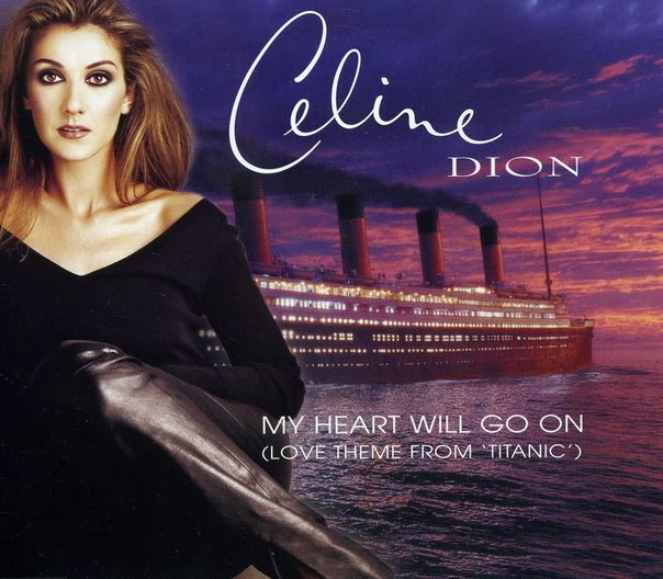 My Heart Will Go On (OST Titanic) Cilen Dion