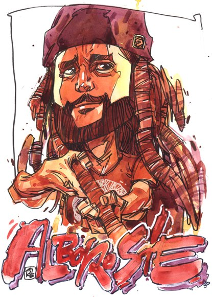 No cocain Alborosie