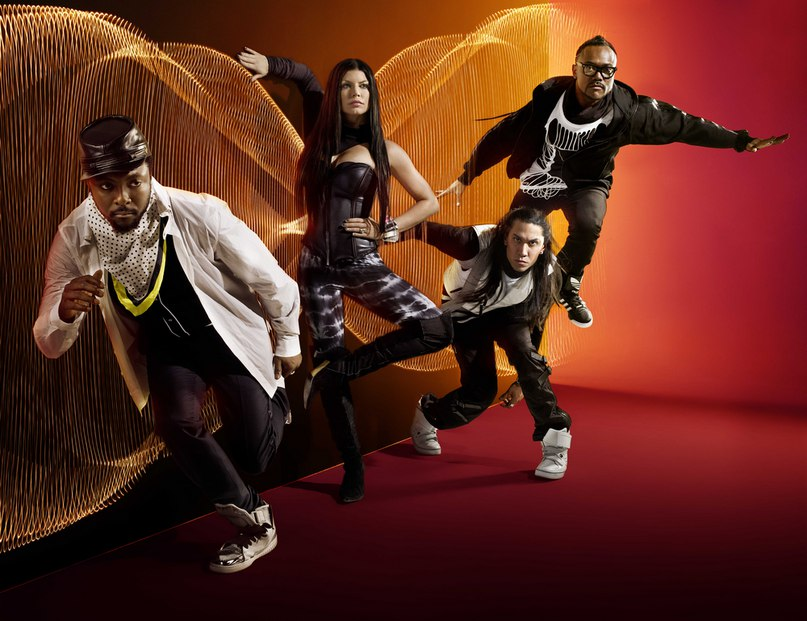 Let's Get It Started (Instrumental) The Black Eyed Peas