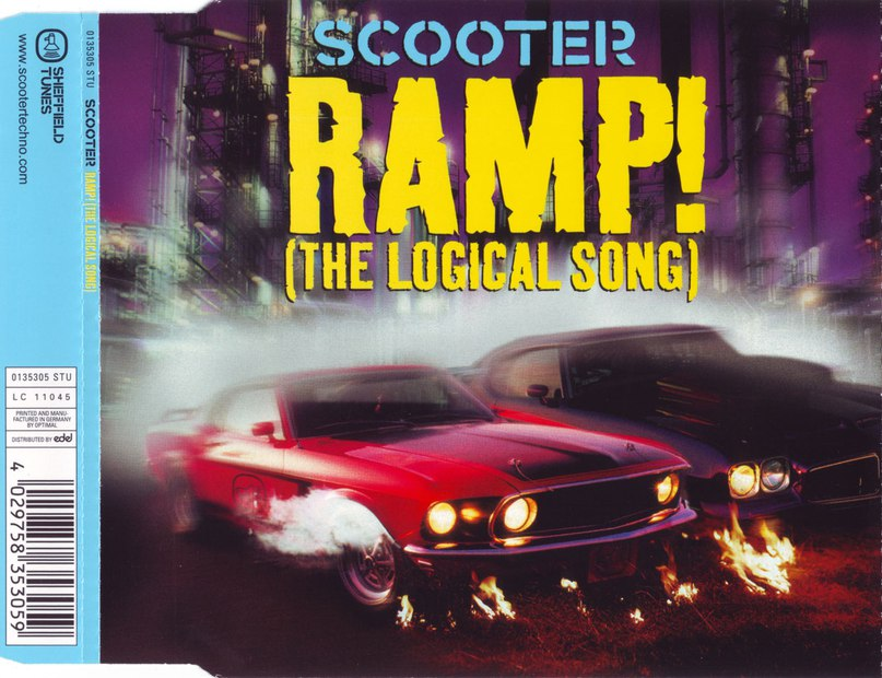 Ramp! (The Logical Song) Музыка для спорта и тренировок